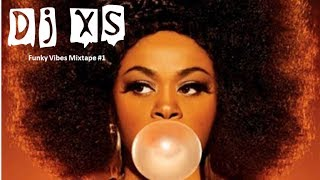 70s 80s Funk Mix - Dj XS London Original Funky Vibes Mixtape - Free Download