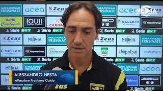 """Nesta: """"Abbiamo regalato due gol. Per 70 minuti il Cittadella non mi ha impressionato"""""""