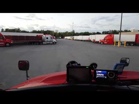 Truck Tour '17 ProStar Interior
