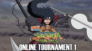 Naruto Storm Revolution: Online Tournament 1