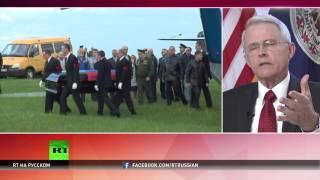 Американский политик почтил память Александра Прохоренко