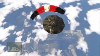 GTA 5Пасхальные Яйца Второй Летающий НЛО Обнаруженный Форт Яйцо Иллюминатов Zancudo Истера