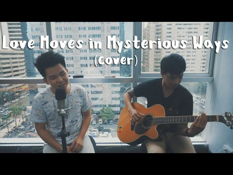 Love Moves In Mysterious Ways - Nina (cover) Karl Zarate