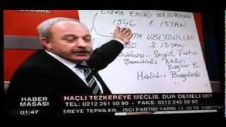 Tayyip  Erdogan nakşibendi kürt isyanci  üyesi