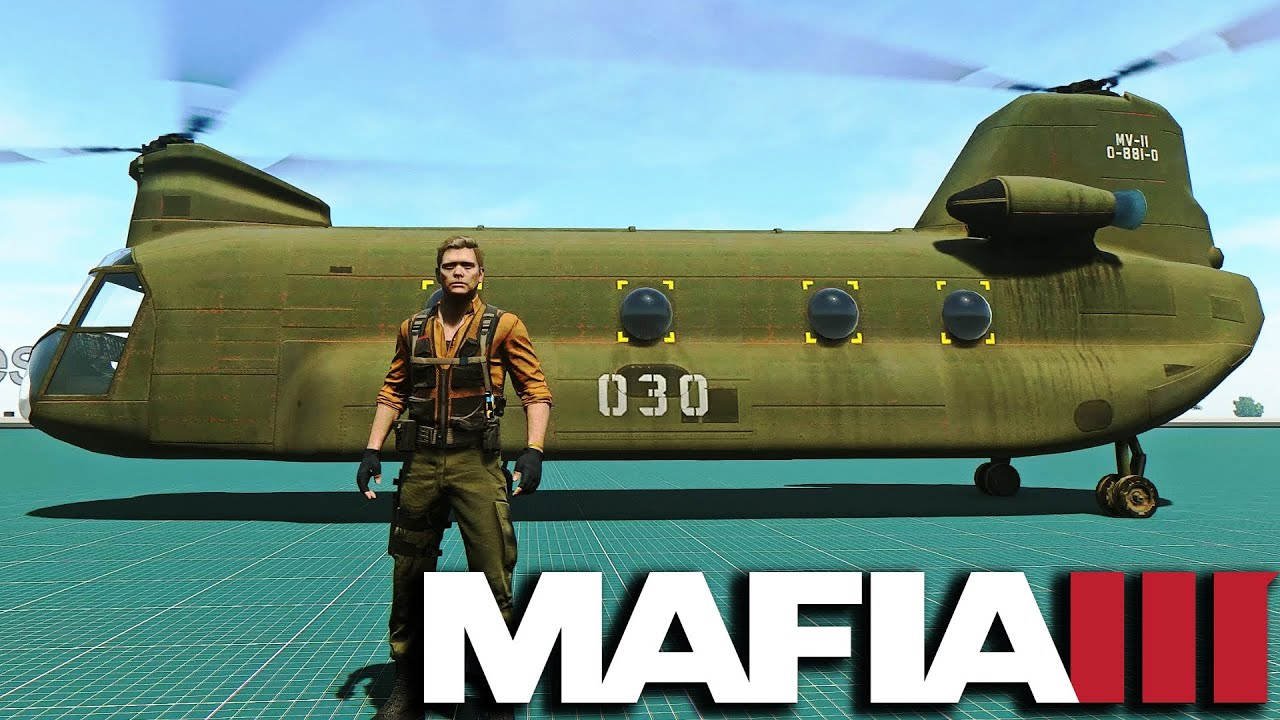 Mafia 3 Alpha - Stones Unturned DLC (Props and Objects)