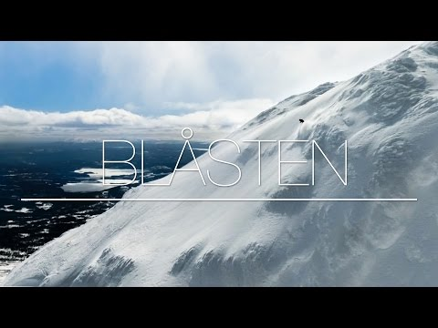 Backcountry powder (sweden)