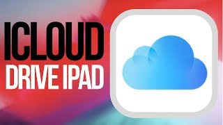 Where is iCloud Drive on iPad , iPad mini, iPad Air, iPad Pro
