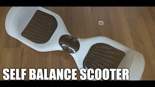 MEIN SELF BALANCE SCOOTER | HeyMoritz
