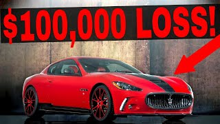 5 Sports Cars That LOST The MOST Value