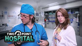 #EverythingIsContent: Two Point Hospital