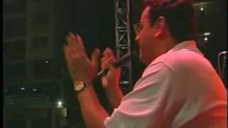 ISMAEL MIRANDA EN CONCIERTO CARNAVALES MUNICIPIO SUCRE 1998 CARACAS VENEZUELA  CIPRIANO ARMENTEROS