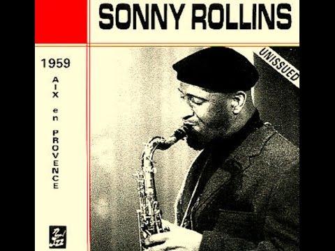 Sonny Rollins Trio 1959 - Lady Bird