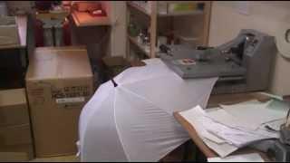 Нанесение логотипа на зонт(Термоперенос на зонт http://hermes-r.ru/ Нанесение логотипов на любые поверхности., 2012-06-12T04:30:17.000Z)