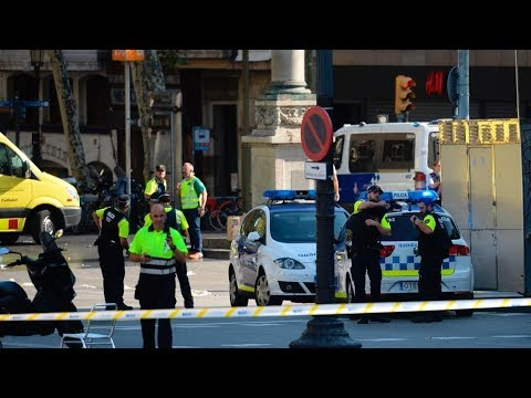 Vehicle hits pedestrians in Barcelona: Special Report