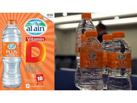 ENG OOH Campaigns | Al Ain Vitamin D water 2018