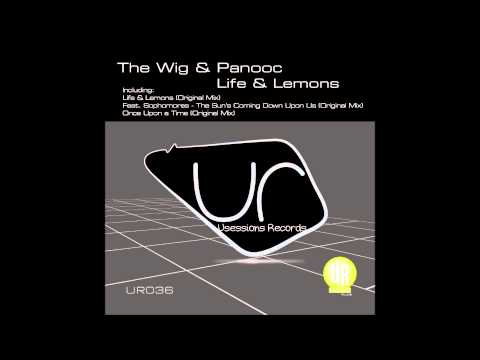 The WIG & Panooc feat  Sophomores - The Sun's Coming Down Upon Us (Original Mix)