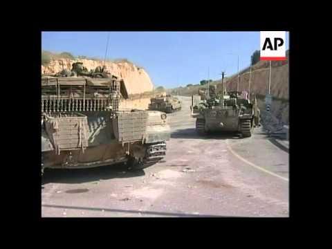 Hezbollah rockets hit northern Israel, a'math, sirens in Haifa