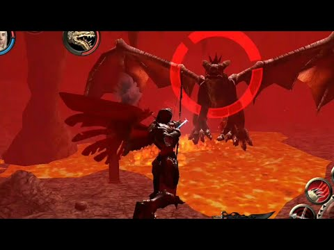 Angel Sword 3D RPG - All Bosses/Todos Chefes