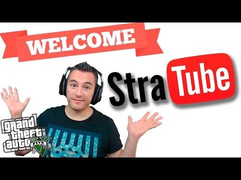 GTA 5 | WELCOME TO REDTUBE.. UY QUE DIGA STRATUBE - GTA V CARRERA DE LA MUERTE #838 | XxStratusxX