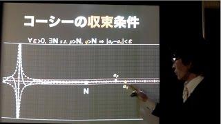 無限とパラドクス2ー有界な単調数列の収束