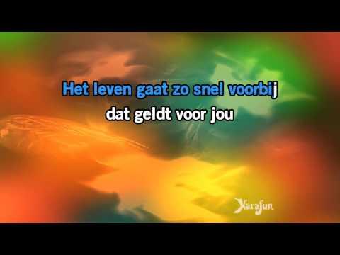 Karaoke Laat de zon in je hart - René Schuurmans *