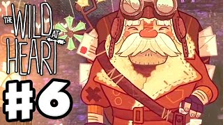 The Wild at Heart - Gameplay Walkthrough Part 6 - Paper Planes!
