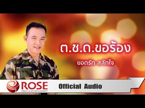 ต.ช.ด.ขอร้อง - ยอดรัก สลักใจ (Official Audio)