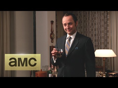 Then and Now: Pete Campbell: Mad Men
