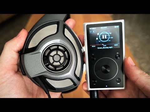 If you really care about your music: FiiO X1II