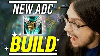 Imaqtpie - NEW ADC BUILD? GUARDIAN ANGEL RUSH!