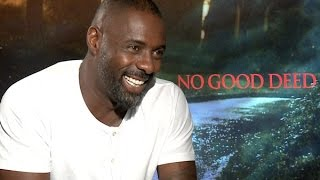 Idris Elba Talks 'No Good Deed,' 'Luther' Series 4 and 'Luther' Movie