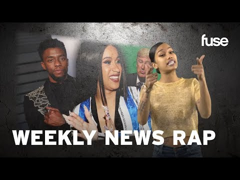 April 13th: Cardi B Conquers The World | Weekly News Rap