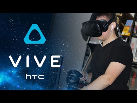 HTC Vive - zestaw wirtualnej rzeczywistości | Recenzja