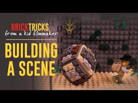 Building Tricks for Your LEGO Brickfilms - Brick Tricks - Episode 2