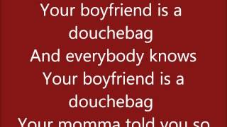 Dustin Tavella - everybody knows - LYRICS