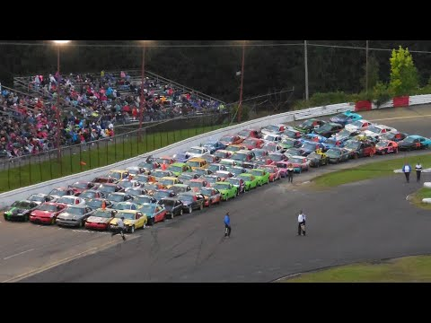 Compact Enduro | Holland Speedway | Crash-A-Rama | 9.13.14