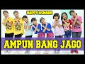 Goyang Ampun Bang Jago Happy Asmara Dance By Takupaz Kids  Mp3 - Mp4 Download