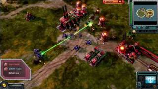 Red Alert 3 Dev Multiplayer Championship Match