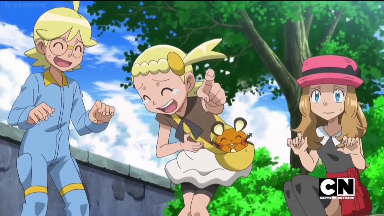 Download Pokemon XY funny moments