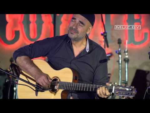 Antonio Forcione - Message in the bottle - Sting cover/Minsk/21-09-16