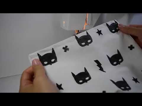 b036ceeb2920 How to make a LUNCH BAG DIY Back to school YouTube - YouTube