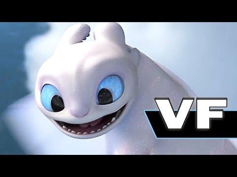DRAGONS 3 Bande Annonce VF - NOUVELLE (Animation, 2019) Le Monde Caché