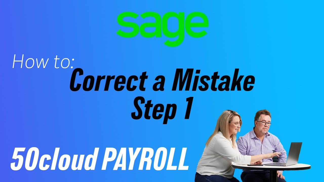 29222] Correct mistakes in your payroll