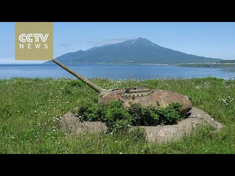 Japan reacts to Russia's plan to develop disputed Kuril Islands