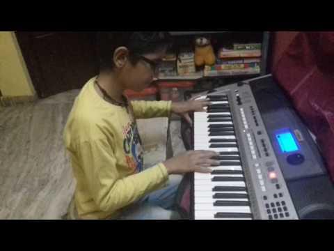Aa bhi jaa keyboard notes