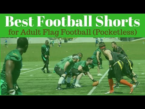 best-shorts-for-flag-football-(2020-buyers-guide)
