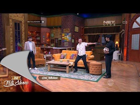 Ini Talk Show 6 Agustus 2015 Part 1/6 - Denny Cagur, Lolita Agustine, Yolla Yuliana Dan Erica Putri