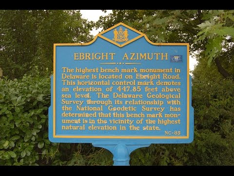 Ebright Azimuth Delaware Highpoint | Couple Highpointing Diaries