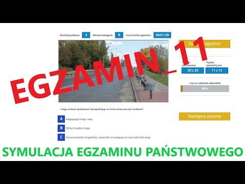 Jazdy dodatkowe: błędy na egzaminie kat B from YouTube · Duration:  9 minutes 53 seconds