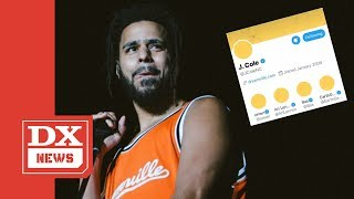 """J.Cole & Dreamville Remind Social Media """"Revenge Of The Dreamers III"""" Is Coming"""